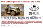 1-35-Detailing-set-for-Diamond-T-972-Dump-Truck