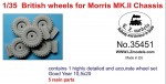 1-35-British-resin-wheels-for-Morris-MKII-chassis