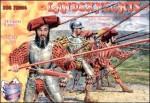 1-72-Landsknechts-XVI-XVII-century-set-2