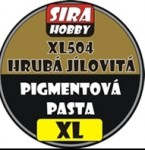 HRUBA-JILOVITA-COARSE-CLAY-Pigment-paste-100ml
