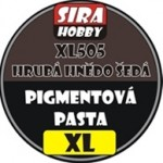 HRUBA-HNEDOSEDA-COARSE-BROWN-GRAY-Pigment-paste-100ml