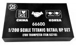 1-200-Titanic-detail-up-set-Includes-wooden-decking-13-photo-etch-sheets-200+-metal-parts