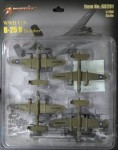 1-200-North-American-B-25B-Mitchell-qty-4-built-and-painted
