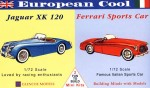 1-72-Jaguar-XK-120-Ferrari-Sports-Car