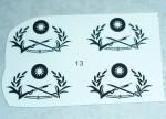 ROC-Army-insignia-185mm-*8pcs