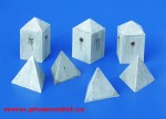 1-35-Anti-tank-Concrete-Barriers-Pyramid-style-Set-II