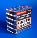 1-35-Green-leaves-set-Zelene-listi-set