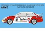1-24-Transkit-Ford-Sierra-500-RS-7th-Tour-de-Corse-1987-Sainz-Boto