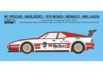 1-24-Decal-BMW-M1-Procar-1979-1980-Marlboro