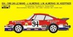 1-24-Transkit-Porsche-934-24h-Le-Mans-1980-Almeras