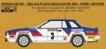 1-24-Transkit-NISSAN-240-RS-Boucles-De-Spa-1983