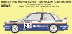 1-24-BMW-M3-1989-Tour-De-Corse-decal