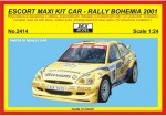 1-24-Ford-Escort-Maxi-Kit-Car-Rallye-Bohemia-2001
