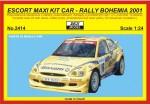 1-24-Ford-Escort-Maxi-Kit-Car-Rallye-Bohemia-2001