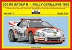 1-24-Ford-RS-200-Marlboro-1986-Rally-Catalunya-A-Zanini