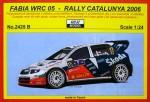 1-24-Skoda-Fabia-WRC-05-Rally-Catalunya-2006-Kopecky-Schovanek