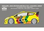 1-32-Decal-Ford-Fiesta-WRC-Deutschland-rallye-2011-Solberg-H-Minor