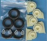 1-24-Wheels-+-tires-snow-5-pcs-O-Z-Racing-4-screw
