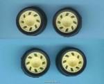 1-24-Wheels-+-tyres-tarmac-Speedline-Peugeot-205-T16-EVO-2