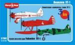 1-144-Soviet-aircraft-type-Yakovlev-UT-1-UT-1B-UT-1-hydro-3-in-the-box