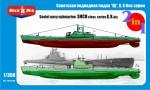 1-350-Soviet-submarines-Shch-class-series-X-X-bis-2-kits-in-the-box