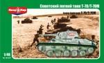 1-48-Soviet-light-tank-T-70-T-70M