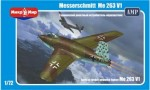 1-72-Messerschmitt-Me-263-V1