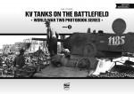 KV-tanks-on-the-battlefield