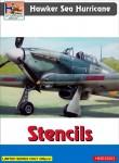 1-32-Hawker-Sea-Hurricane-stencils-set-for-2-a-c-Mk-IIc