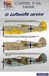 1-48-Curtiss-P-36-Hawk-in-Luftwaffe-service-Choice-of-3-schemes-