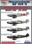 1-48-Messerschmitt-Bf-109G-Nachtjagdgeschwader-Wilde-Sau-JG300-Pt-1