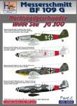 1-48-Messerschmitt-Bf-109G-Nachtjagdgeschwader-Wilde-Sau-JG300-Pt-2
