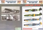 1-48-Messerschmitt-Bf-109F-Messerschmitt-Bf-109G-Jabo-Units