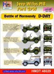 1-48-Willys-Jeep-MB-Ford-GPW-D-Day-Battle-of-Normandy