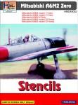 1-48-Mitsubishi-A6M2-Zero-stencils