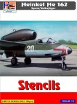 1-48-Heinkel-He-162-stencils-set-for-3-a-c