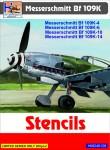 1-48-Messerschmitt-Bf-109K-4-Bf-109K-6-Bf-109K-10-Bf-109K-14-Stencils