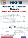 1-72-Mikoyan-MiG-15-Stencils-Russian-Czech