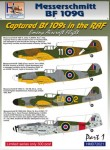 1-72-Captured-Messerschmitt-Bf-109s-in-RAF-Pt-1-Bf-109F-4-Bf-109G-2-Tropical-Bf-109G-14-Bf-109G-6-U2