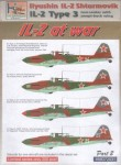 1-72-Ilyushin-Il-2M-two-seater-swept-back-wing-At-War-Pt-2