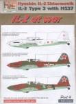 1-72-Ilyushin-Il-2-Type-3M-w-NS-37-cannons-At-War-Pt-4
