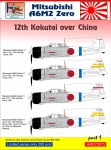 1-72-Mitsubishi-A6M2-12th-kokutai-over-China