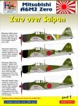 1-72-Mitsubishi-A6M2-Zero-over-Saipan-Pt-1