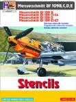 1-72-Messerschmitt-Bf-109B-Bf-109C-Bf-109D-Bf-109E-Stencils