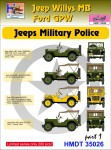 1-35-Willys-Jeep-MB-Ford-GPW-Military-Police-Pt-1