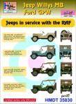 1-35-Willys-Jeep-MB-Ford-GPW-RAF-Jeeps-Pt-1