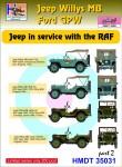 1-35-Willys-Jeep-MB-Ford-GPW-RAF-Jeeps-Pt-2
