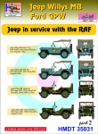 1-35-Willys-Jeep-MB-Ford-GPW-RAF-Jeeps-Pt-2
