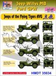 1-35-Willys-Jeep-MB-Ford-GPW-Flying-Tigers-Jeeps