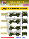 1-35-Willys-Jeep-MB-Ford-GPW-101st-Airborne-Div-